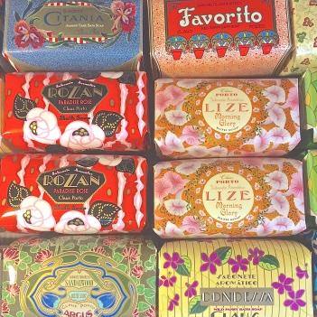 Savons, chez A Vida Portuguesa