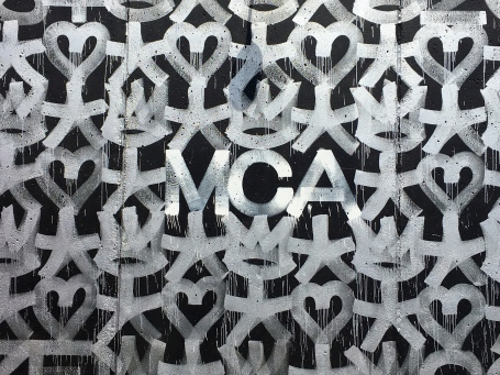 Coney Island Art Walls, Haze rend hommage à MCA