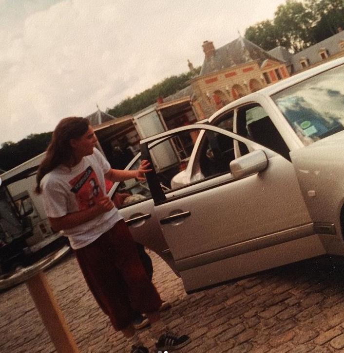 DiCaprio voiture
